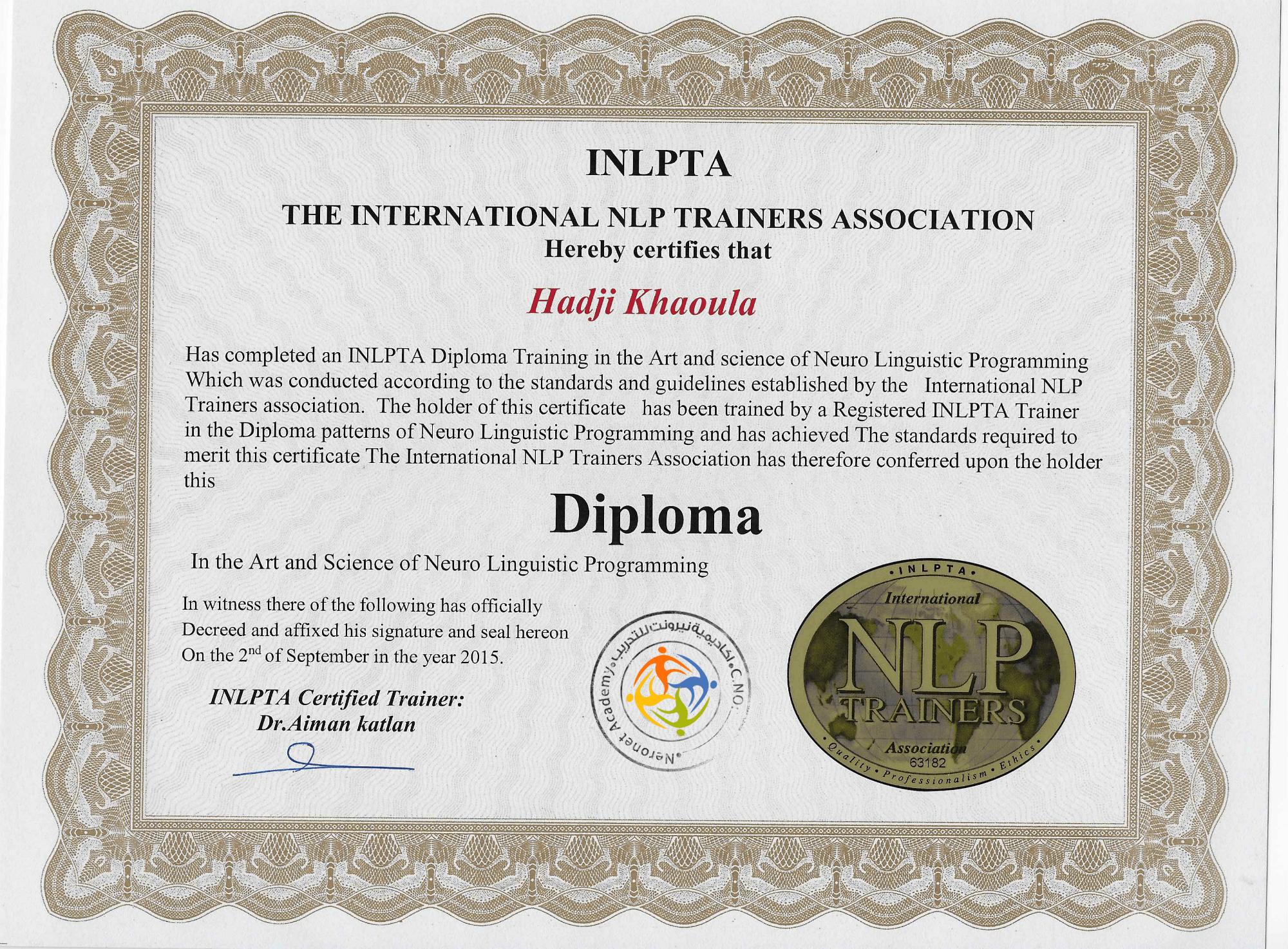 hadji-Neuro-linguistic programming-nlp-inlpta-neronet