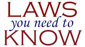 قانون الجذب والقوانين المتممة له