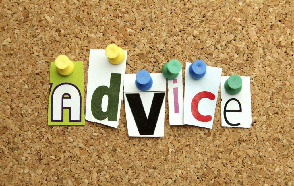 عشر نصائح لتقديم المشورة بحكمة