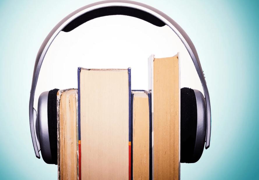 جرب استخدام الكتب المسموعة