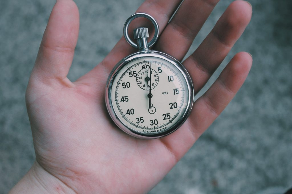 أين تقضي وقتك