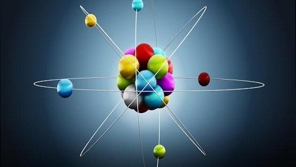 صورة فوتوجرافية للذرة
