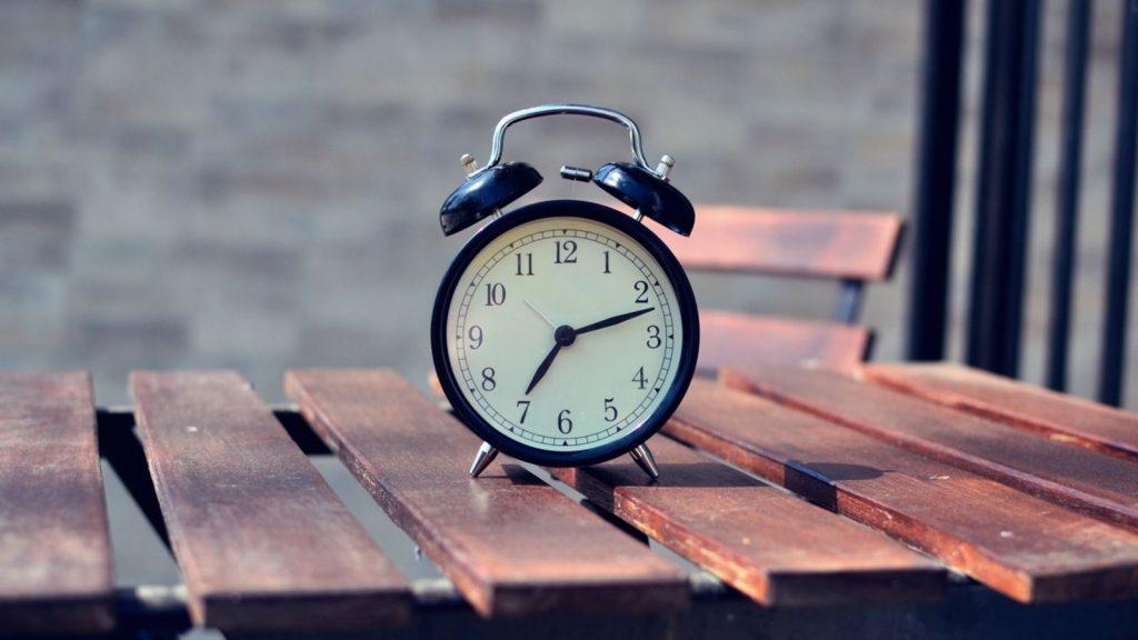 لاستثمار الوقت