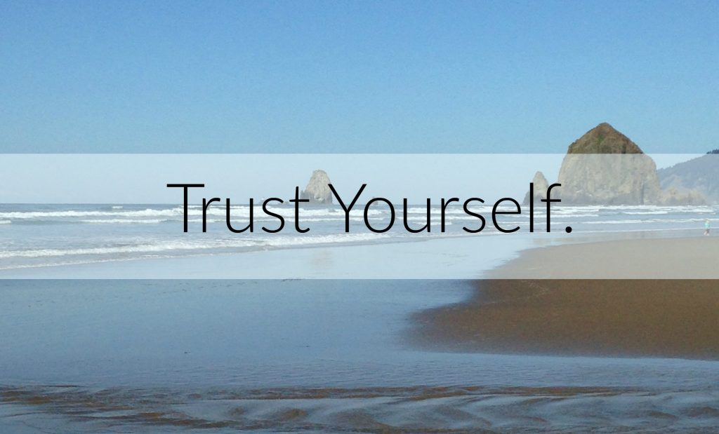 ثق في نفسك