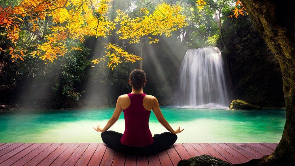 ممارسة التأمل واليوغا