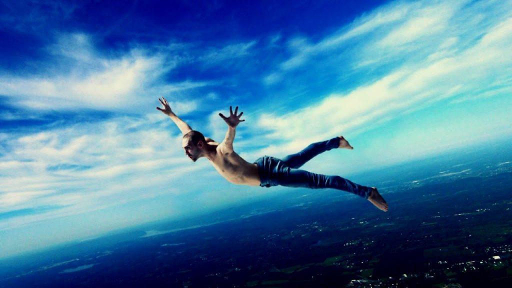 أحلام الطيران