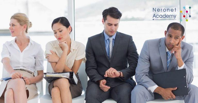 طرق تساعدك على التخلص من القلق أثناء مقابلات العمل