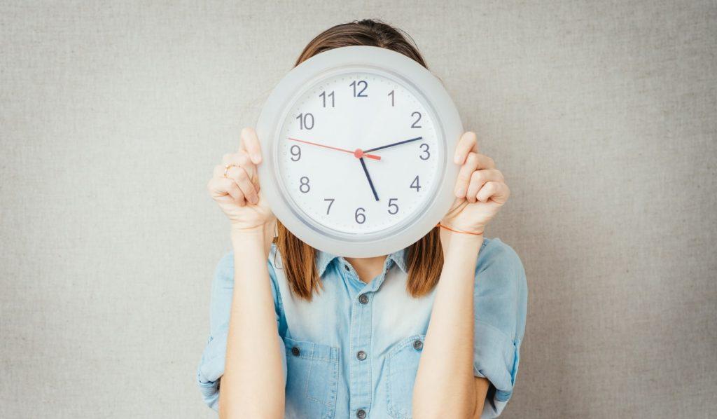امنح جسدك وعقلك الكثير من الوقت للتكيف