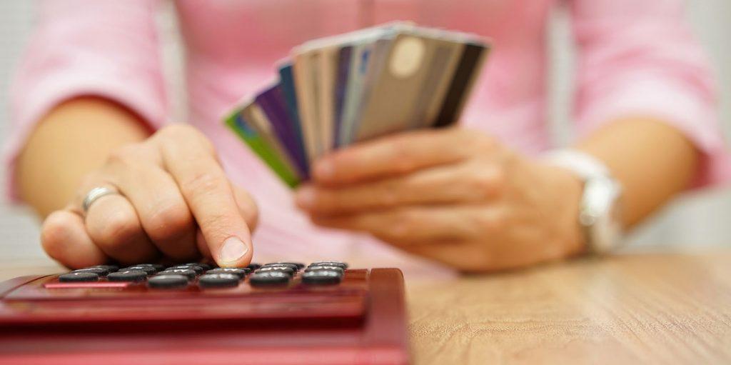 تخفيض ديون بطاقات الائتمان