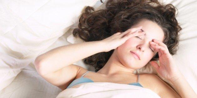لا تسمح لعقلك أن يفكر في الاستيقاظ مبكرًا قبل النوم
