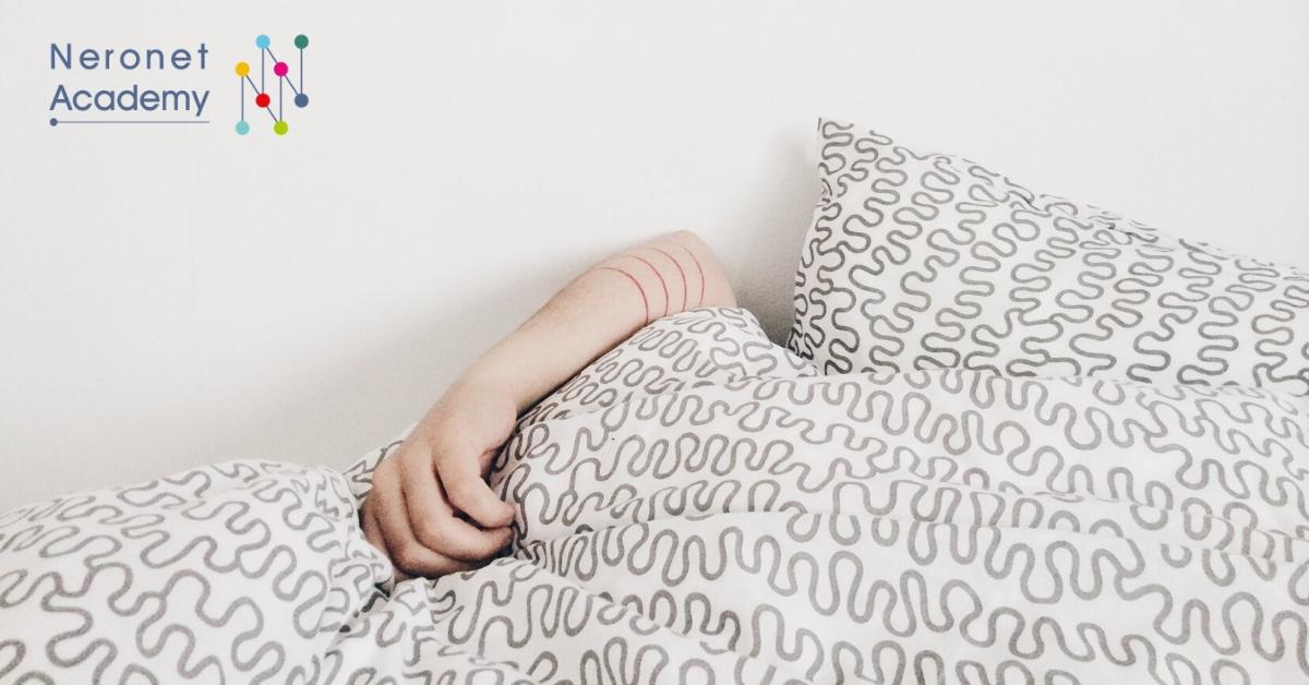 اضطرابات النوم تأتي من كل ما تفعله منذ الصباح