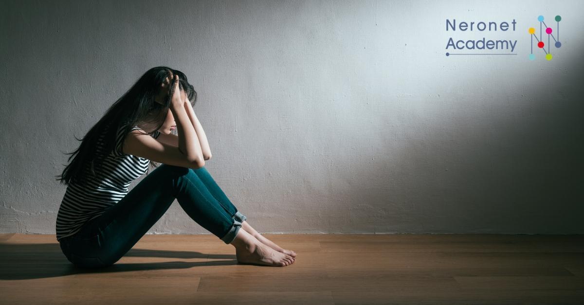 أعراض الاكتئاب والقلق