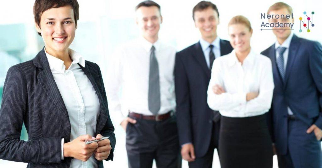 management كيف تكون القائد الناجح؟