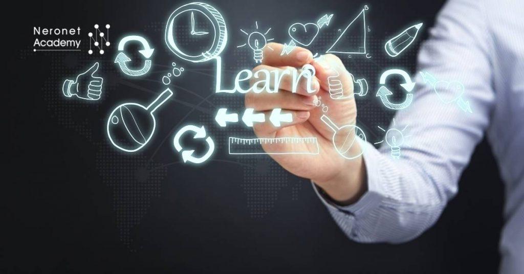 learning تعلّم أي شيء بسهولة ومتعة